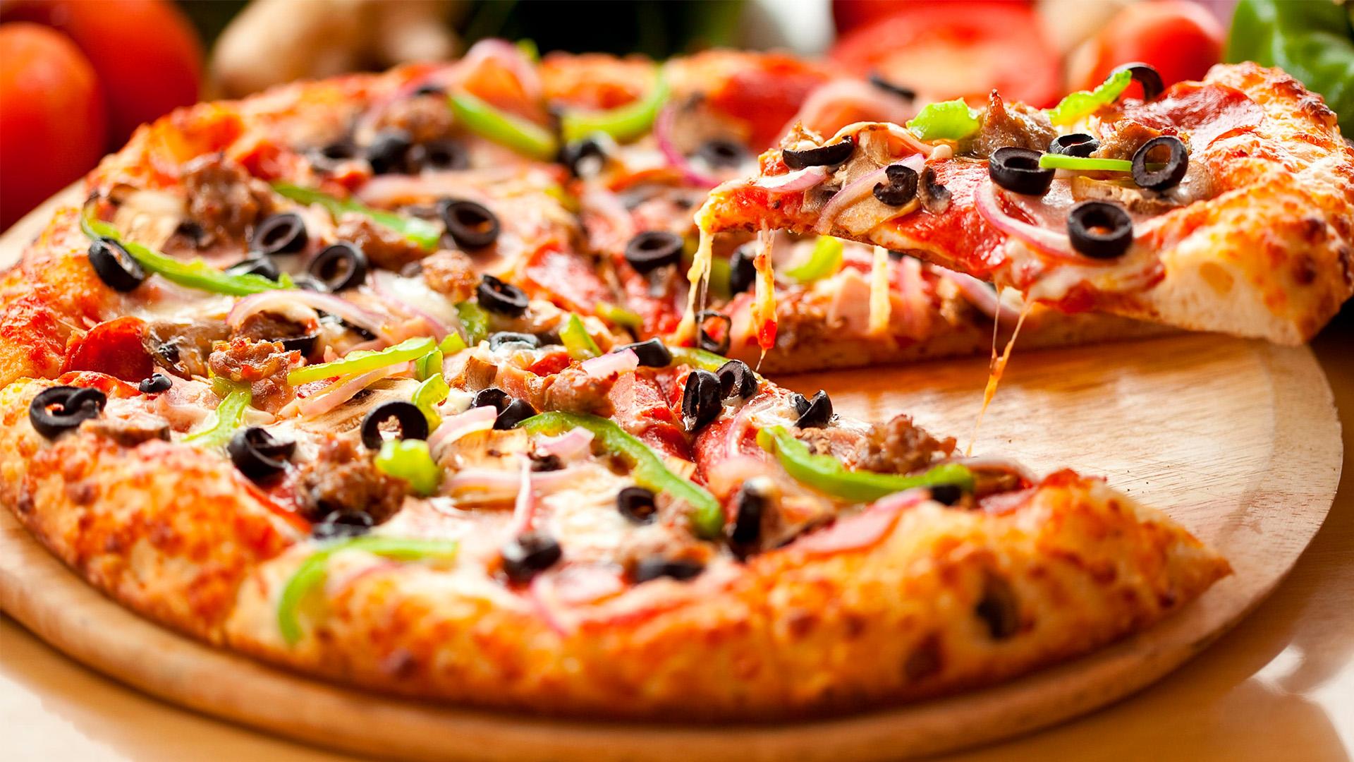 Pizza Umeå